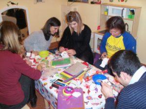 laboratorio Natale adulti